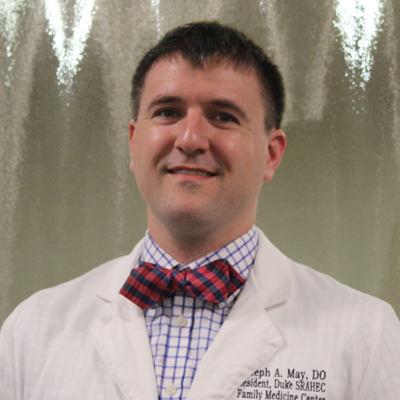Dr. Joseph May