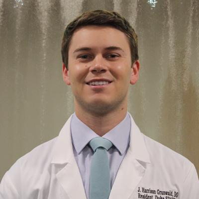 Dr. Harrison Grunwald